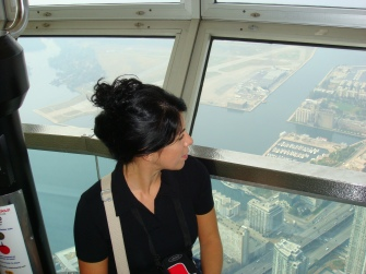 8-CN TOWER
